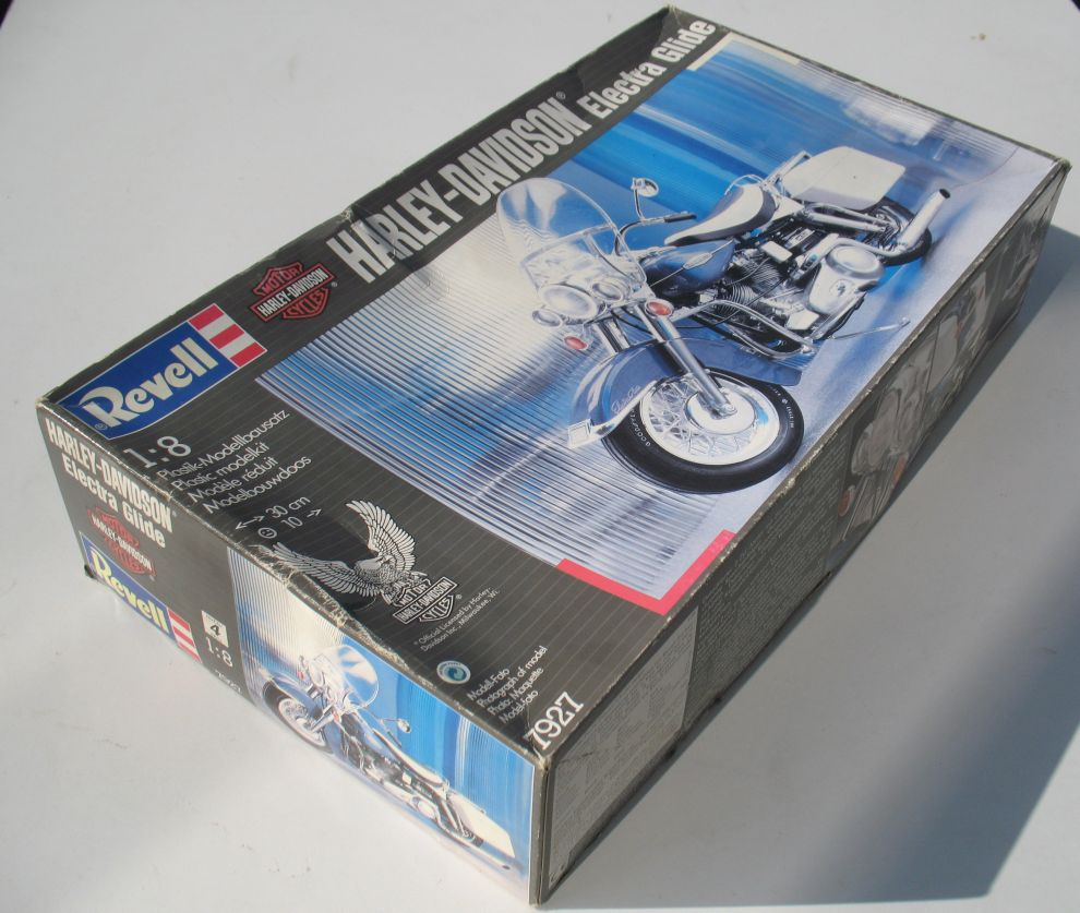 revell motorrad