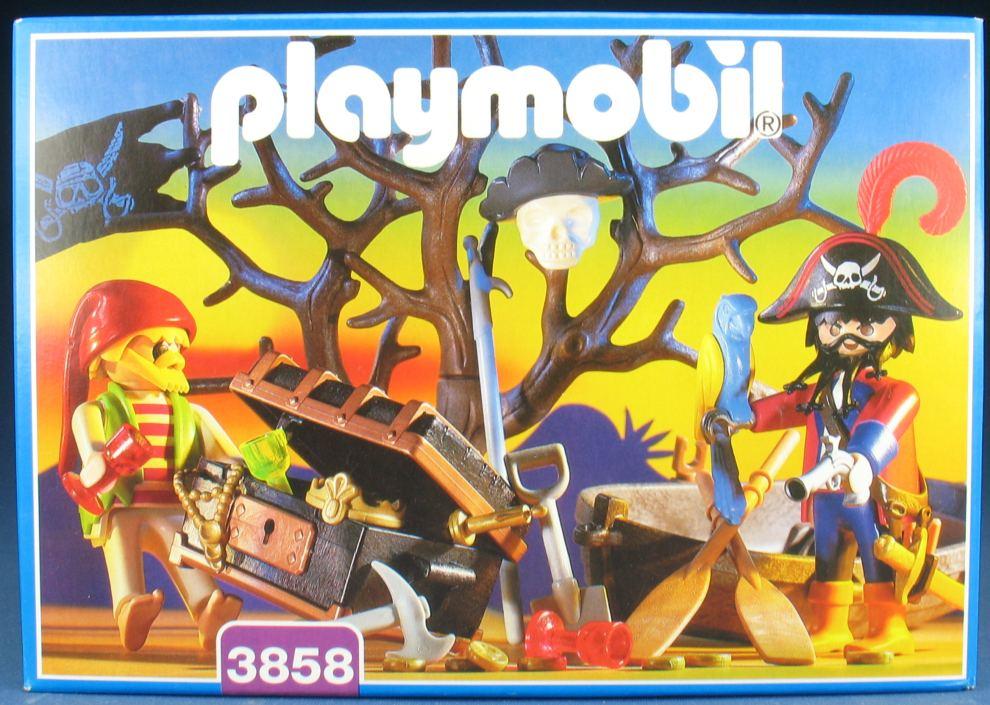 **NEU** PLAYMOBIL® Pirates 4899 Piratenbucht Pirat Insel **OVP** Playmobil Abenteuer